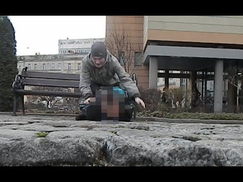 Policyjna prowokacja Gimbusów (Michal Kujawa PL)