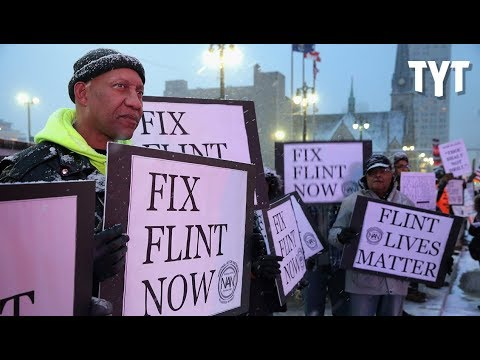 Flint's Water Crisis Is Also A Poverty Crisis