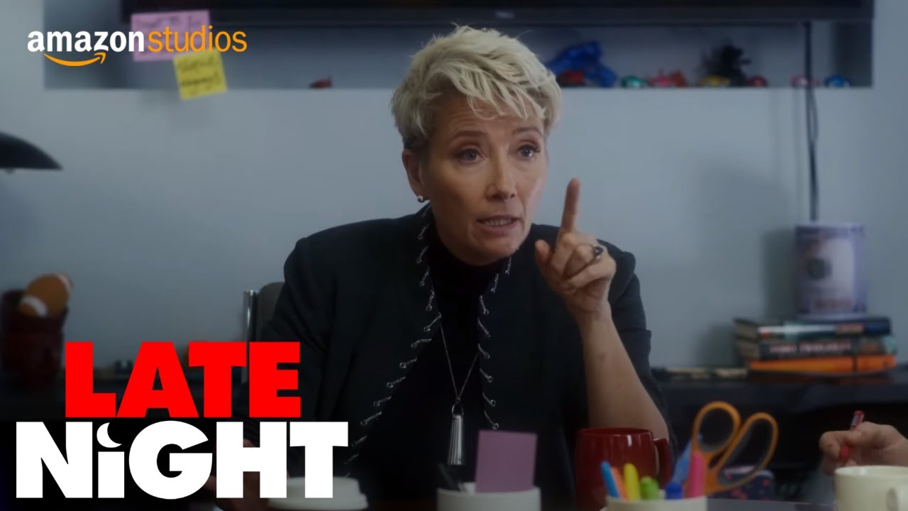 Meet the 'Late Night' Cast Who Make Up Emma Thompson's