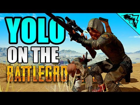 "1ST CHINA SQUAD ""YOLO on the Battlegrounds"" #10 - StoneMountain64 Serious PUBG Gameplay"