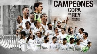 Real Madrid campeón de copa - wake of the martyrs