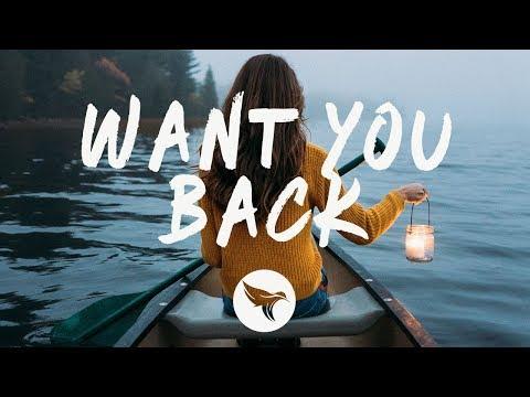 Grey - Want You Back (Lyrics) feat. LÉON