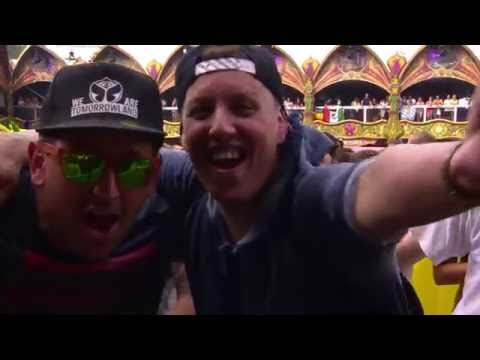 Tomorrowland Belgium 2016 | Feder