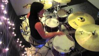 Download Video Lindsey Raye Ward - Incubus - Pardon Me (Drum Cover) MP3 3GP MP4