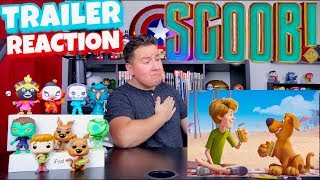 SCOOB! Trailer Reaction + Breakdown
