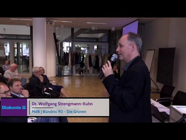 Wolfgang Strengmann-Kuhn zum Grundeinkommen, Fachtag Grundeinkommen Diakonie, Berlin 23.5.2019