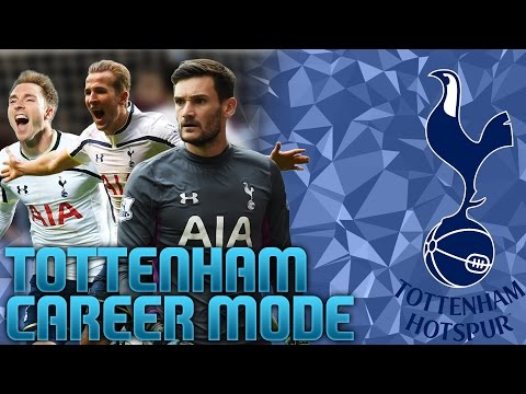 fifa 16 tottenham career mode ep 4 Marc Bartra signs