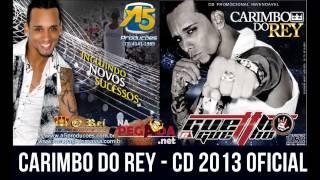 GUETTHO É GUETTHO - CD OFICIAL O CARIMBO DO REY - COMPLETO