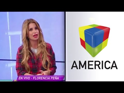Florencia Peña: Lo del video ya me lo tomo con un poco de humor
