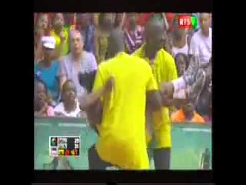 Afrobasket Mi Temps les Lionnes Menent à 33 32 face à la Mozambique