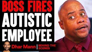 Boss FIRES AUTISTIC Employee (Behind-The-Scenes) | Dhar Mann Studios