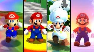 Download Evolution Of Clampy In Super Mario Games MP3, MKV