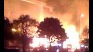 Edinburgh Fire at Pennywell Road
