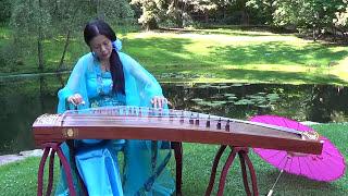 High Mountain & Flowing Water (Guzheng Tea Music)