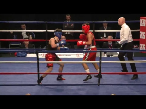 England Boxing - National Youth Championships 2018 Day 1 - Ring B