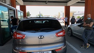 Как украинец в Грузии авто покупал! Дорога Батуми-Тбилиси Оформление авто в Рустави на авторынке.