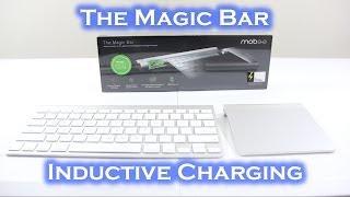 Mobee Magic Bar For Apple Keyboard & Magic TrackPad