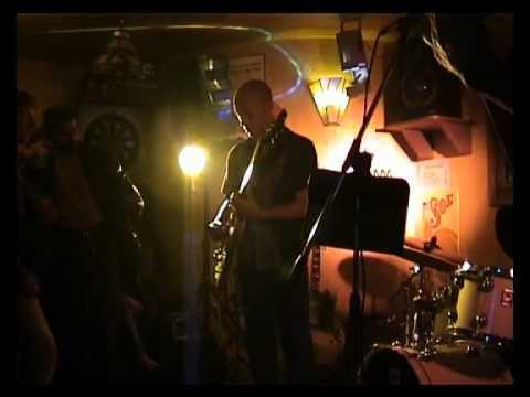 Hoodoomen - Live au Sticky Fingers - Le Havre 17 octobre 2003 - Festival Blues à Gogo
