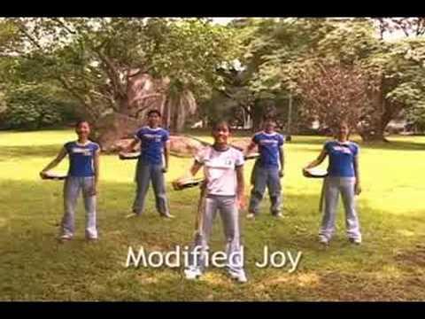Dança com Pandeiros - Video Instrucional