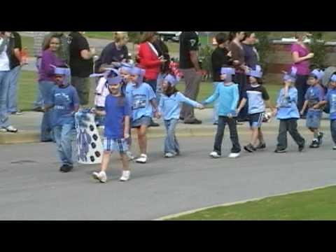 Enterprise Early Education Center celebrates the drug free life - Oct. 28, 2009