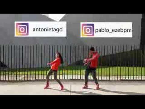 Coreografía de nacho bailame