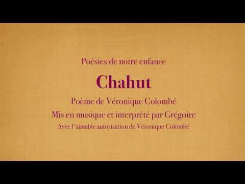 Grégoire - Chahut - Véronique Colombé [Poésies de mon enfance]