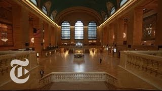 The Secrets of Grand Central Terminal in New York City | The New York Times