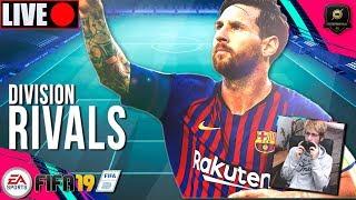 🔴 ¡DIVISION RIVALS en directo! + Mis 2 primeros equipos en FUT 19 🔴 | FIFA 19 Ultimate Team