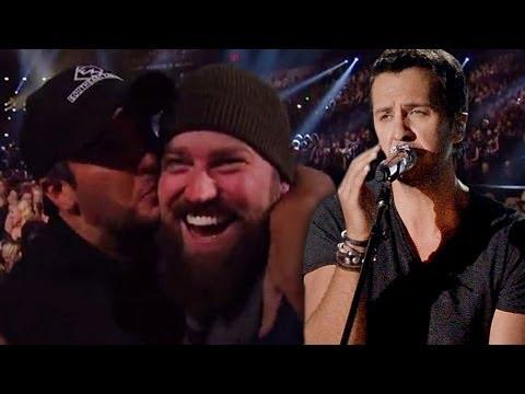 Luke Bryan Performs & Settles Zac Brown Feud at Country Music Awards 2013 CMAs
