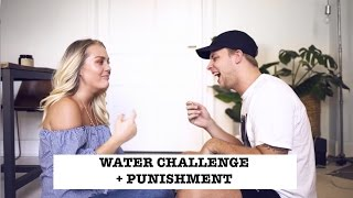 COUPLE CHALLENGE + Cinnamon punishment!!