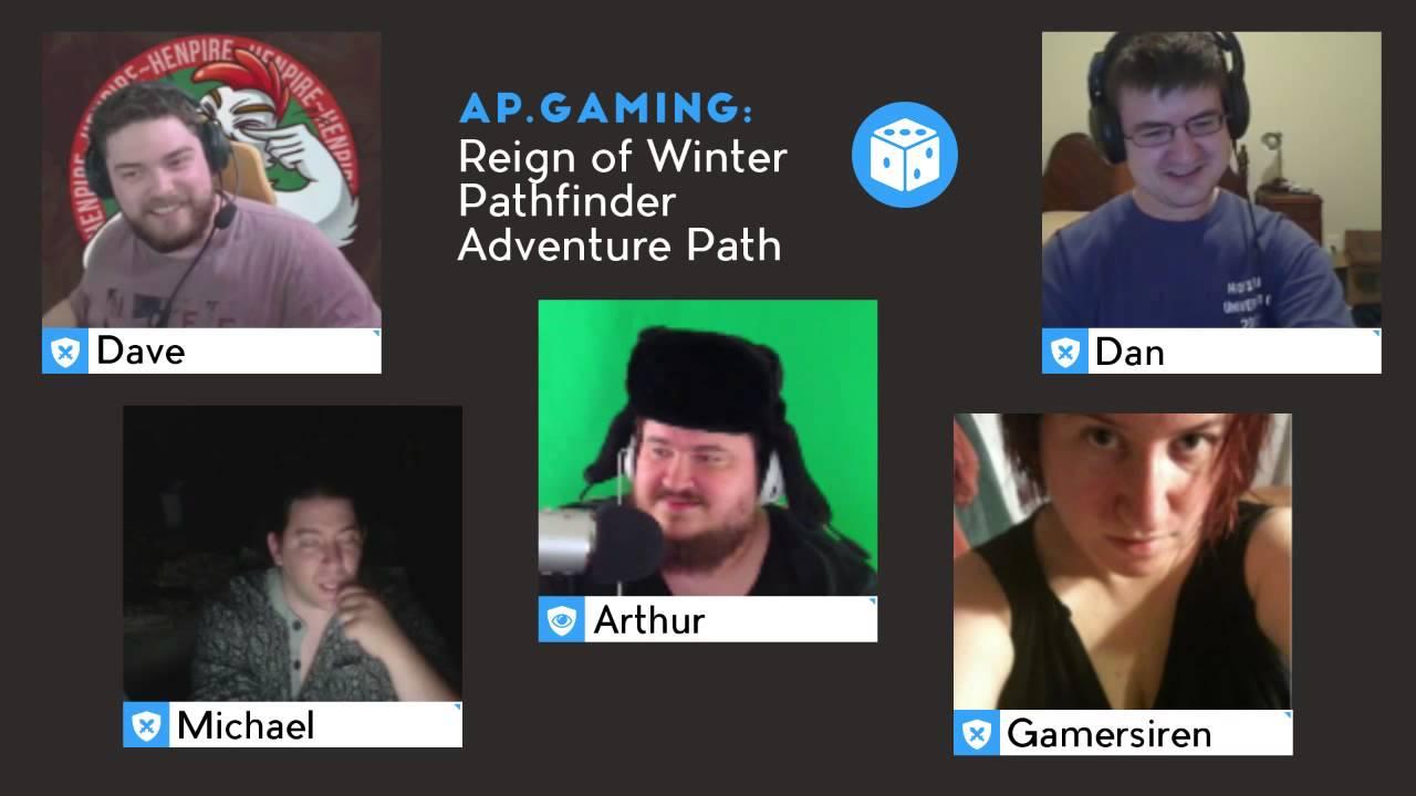 pathfinder reign of winter pdf