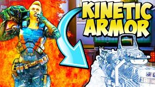 Black Ops 3 - KINETIC ARMOR! IT
