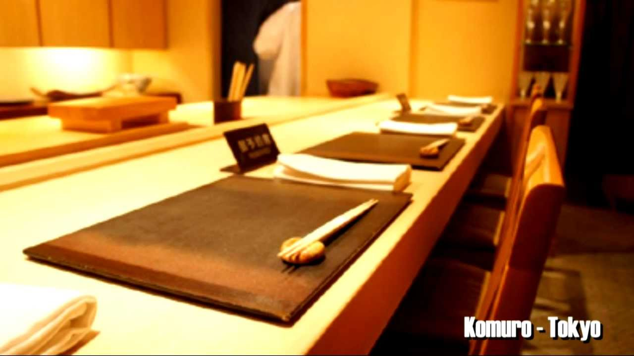 Top Japanese Restaurants In The World