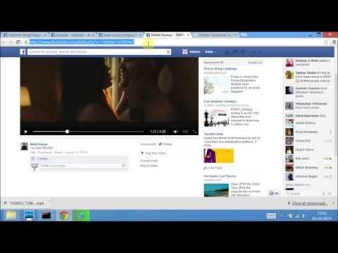 How to Download Facebook Video Online (Getfbstuff.com)