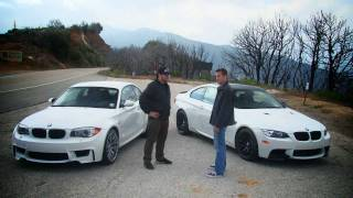 BMW 1 Series M Coupe vs BMW M3