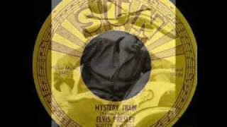 Elvis Presley - Mystery Train (with lyrics)
