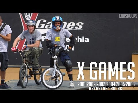 Dave Mirra X Games 1995 - 2005 Clips: 2017 Mirra Tribute Happy Birthday Dave