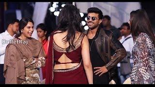 Dhruva Neethone Dance Video Song Making | Neethone Dance | Ramcharan,Rakul Preet Singh | BulletRaj
