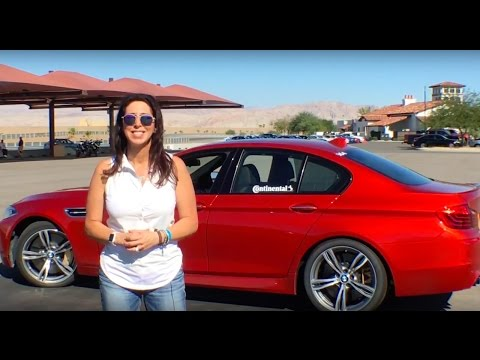 Continental Extreme Contact Sport Tire Testing  with Lauren Fix, The Car Coach®