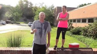Messiah Athletics: Jack Cole Ice Bucket Challenge
