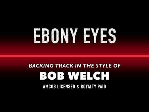 Ebony Eyes (in the style of) Bob Welch MIDI MP3 Backing Track