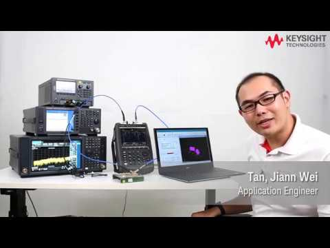 Keysight RF Microwave Teaching Solution lab walk through and learning outcome thumbnail