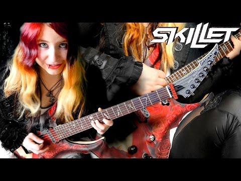 SKILLET - Hero [GUITAR COVER] | Jassy J