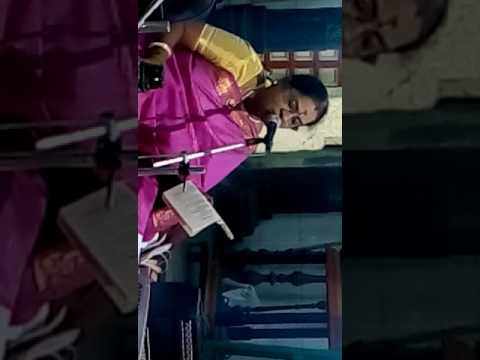Neranja manasu by usha veeramani Somu in othandeswarar tmp