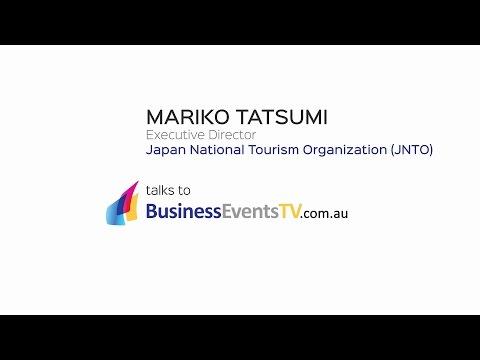Mariko Tatsumi - Japan National Tourism Organisation