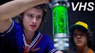 Очень странные дела (сезон 3) - Финальный трейлер на русском - VHSник