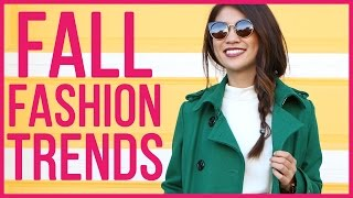 5 New Fall Trends to Try Right Now with Ally