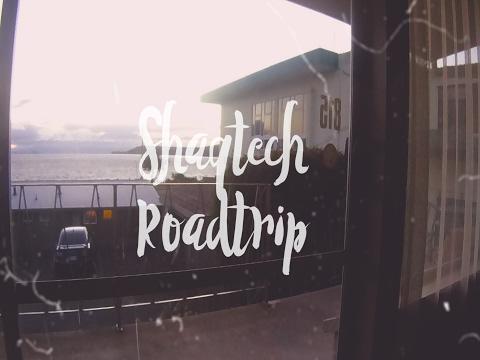 New Zealand | SHAQTECH ROADTRIP 2017 😋