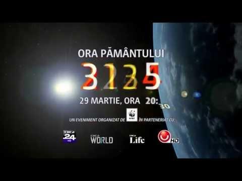 Digi24, Digi Life si Digi World sustin Ora Pamantului
