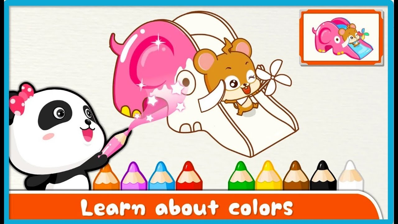 Colors Games free for kids | Kids Games | Gameplay Videos | For ...